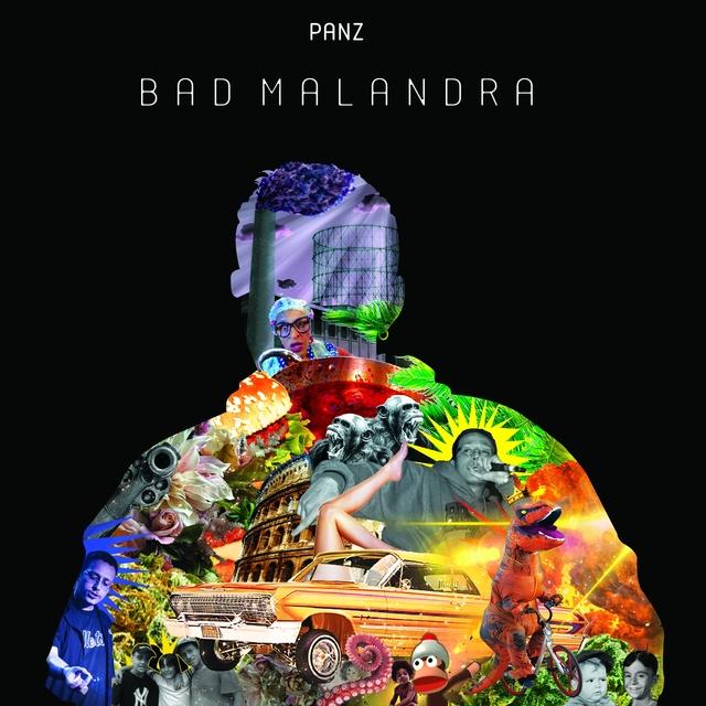 Couverture de Bad Malandra