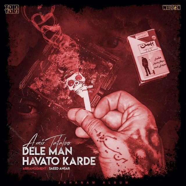 Couverture de Dele Man Havato Karde