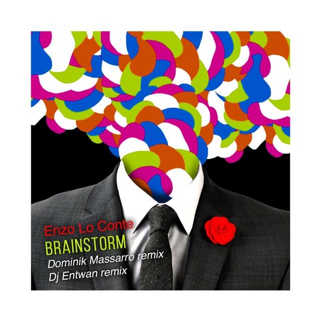 Couverture de Brainstorm