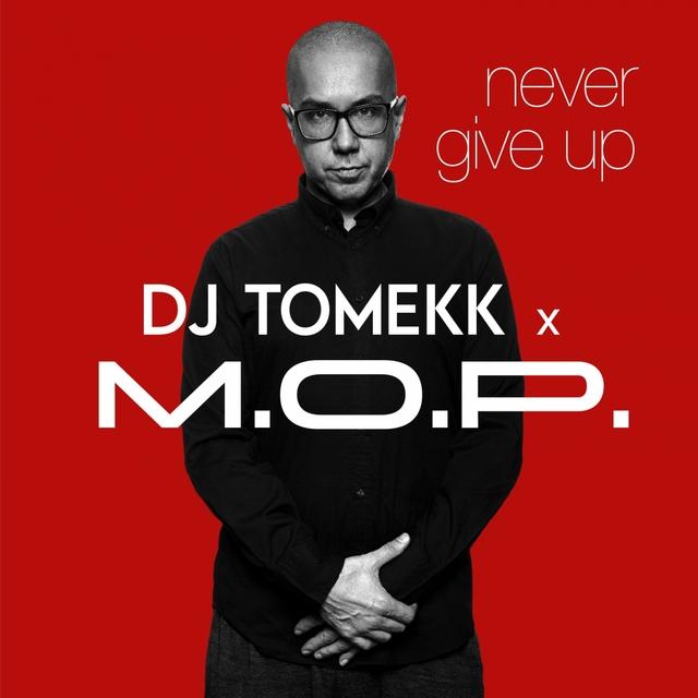 Couverture de Never Give Up