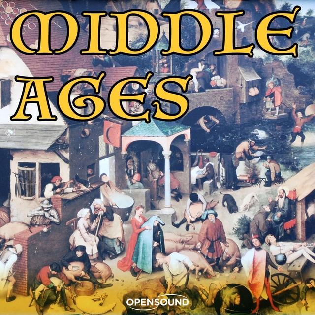 Couverture de Middle Ages