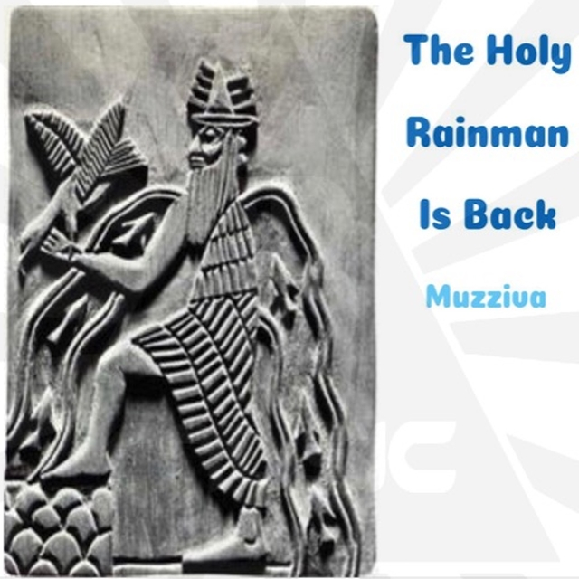 The Holy Rain Man Is Back