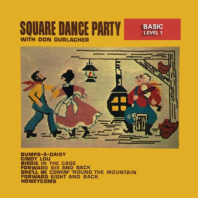 Square Dance Party - Basic Level 1