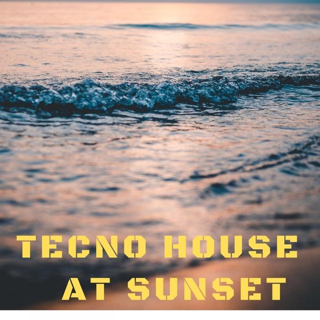 TECNO HOUSE AT SUNSET