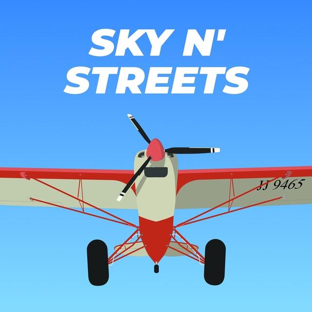 Couverture de Sky n' Streets