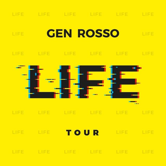 Couverture de Life Tour