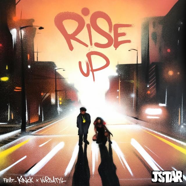 Couverture de Rise Up