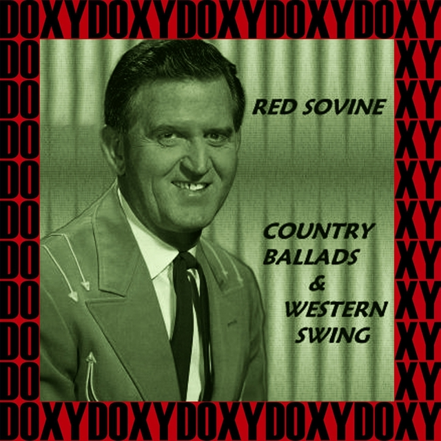 Couverture de Country Ballads & Western Swing (Remastered Version)