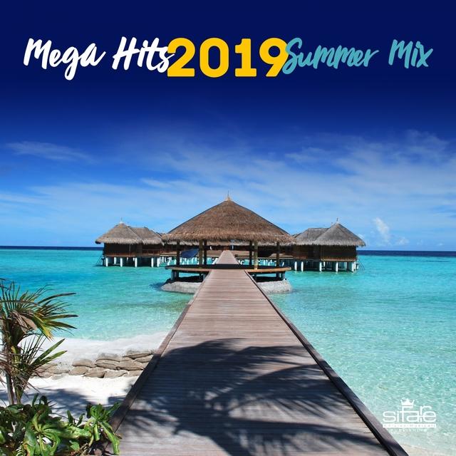 Couverture de MEGA HITS 2019 SUMMER MIX