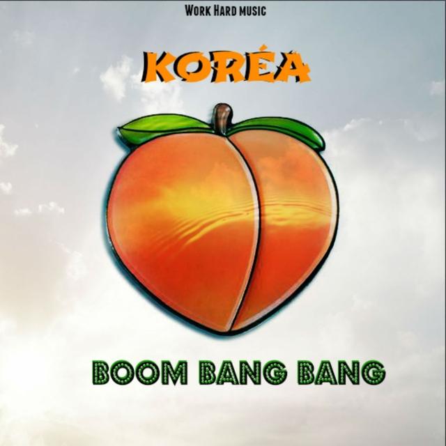 Couverture de Boom bang bang