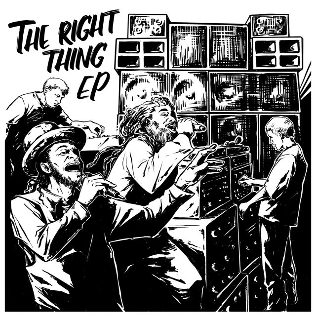 Couverture de The Right Thing