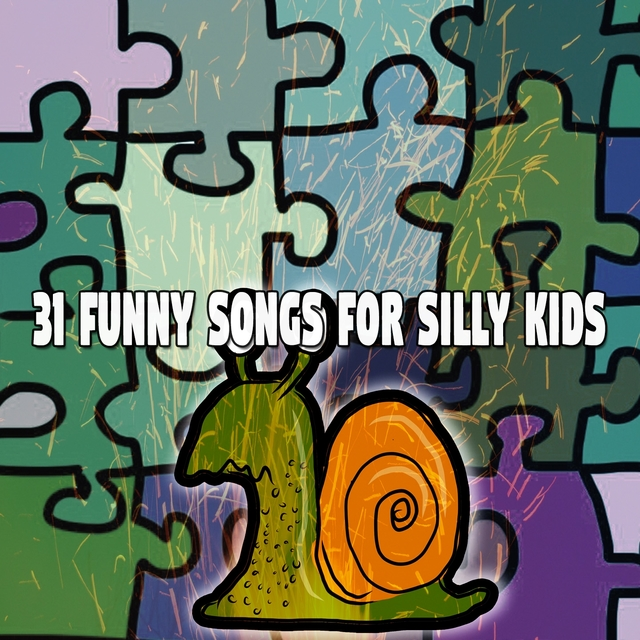 31 Funny Songs for Silly Kids
