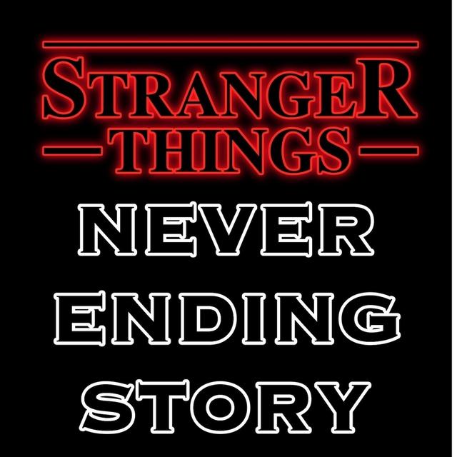 Never Ending Story [Suzie & Dustin Parody]