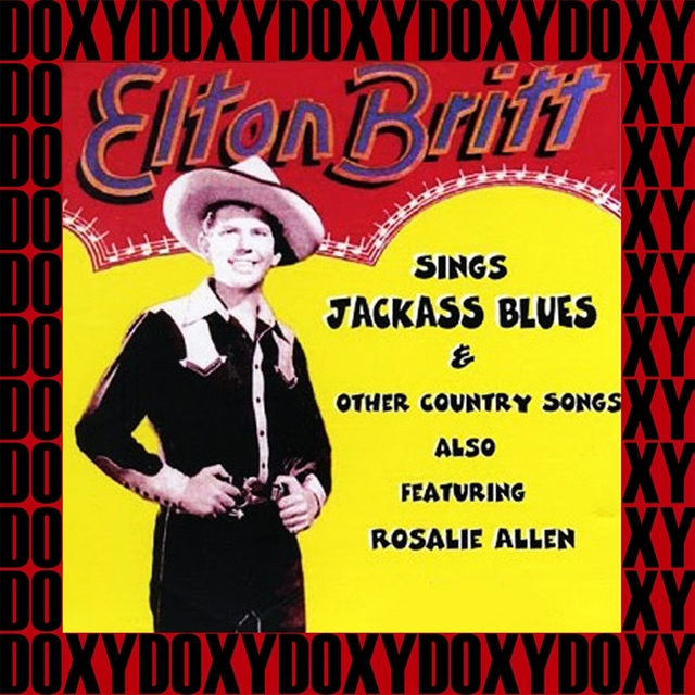 Sings Jackass Blues & Other Country Songs (Remastered Version)