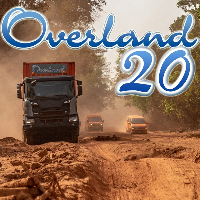 Overland 20: Africa (The Best Of)