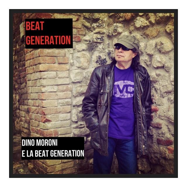 Couverture de Beat Generation