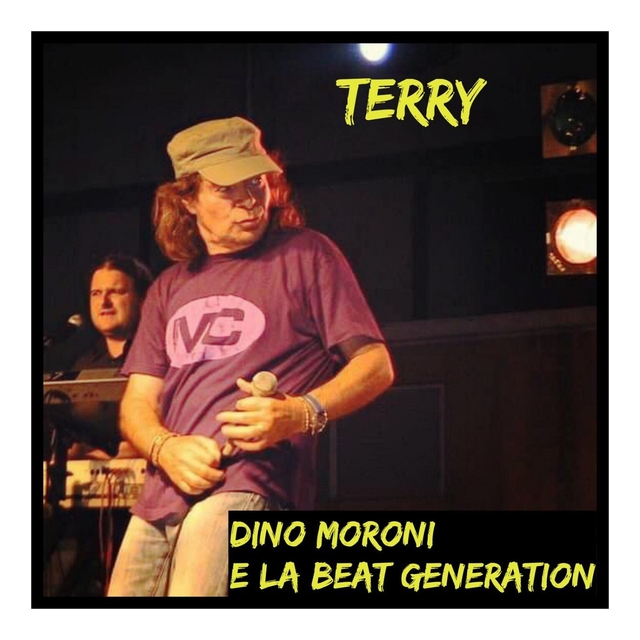 Couverture de Terry