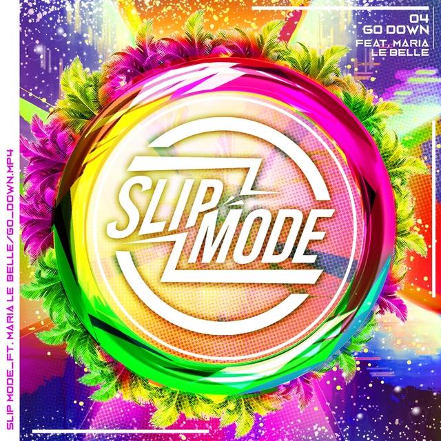 Couverture de Slipmode - Go Down