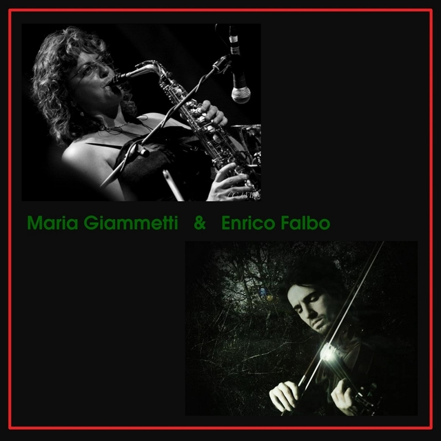 Couverture de Maria giammetti & enrico falbo