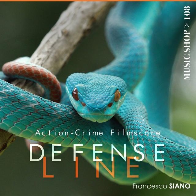 Defense Line (Action-Crime Filmscore) [Original Motion Picture Soundtrack]
