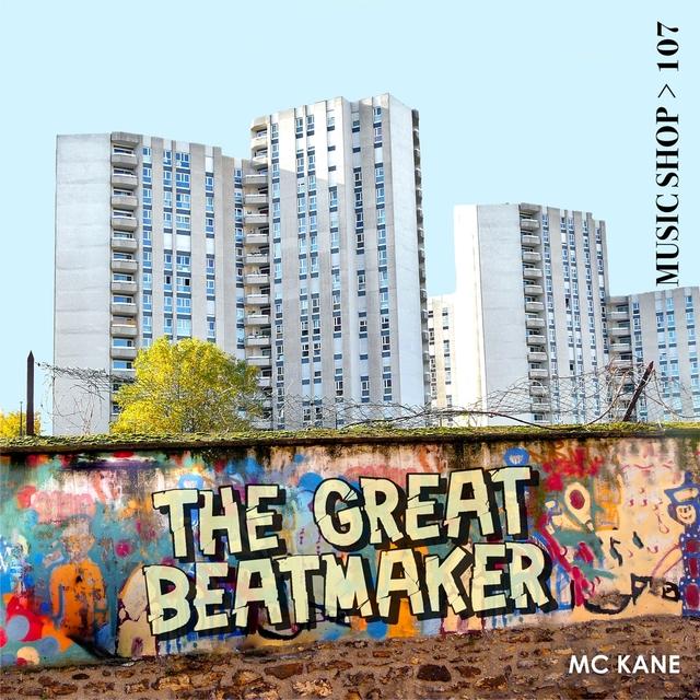 Couverture de The Great Beatmaker