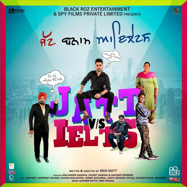 Jatt vs. IELTS