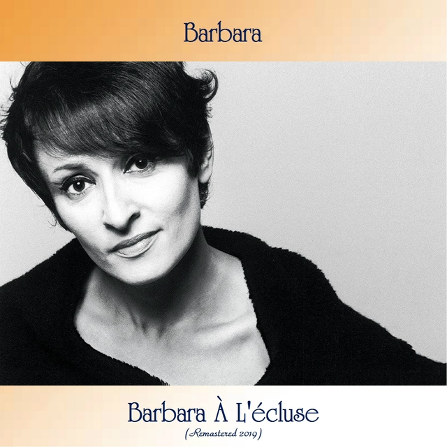 Couverture de Barbara À L'écluse