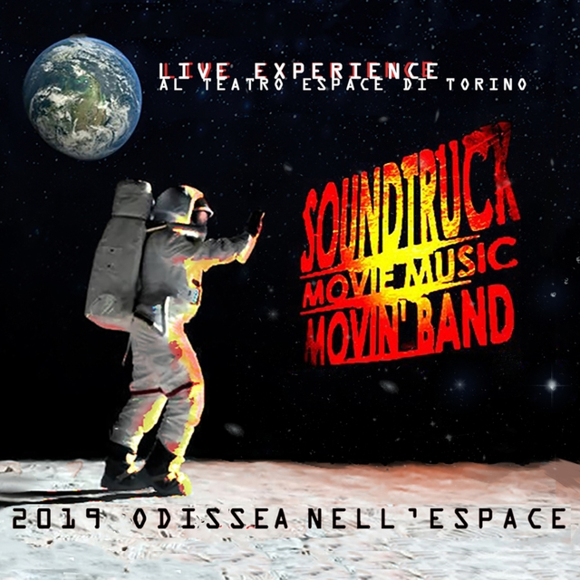 2019 Odissea Nell' Espace