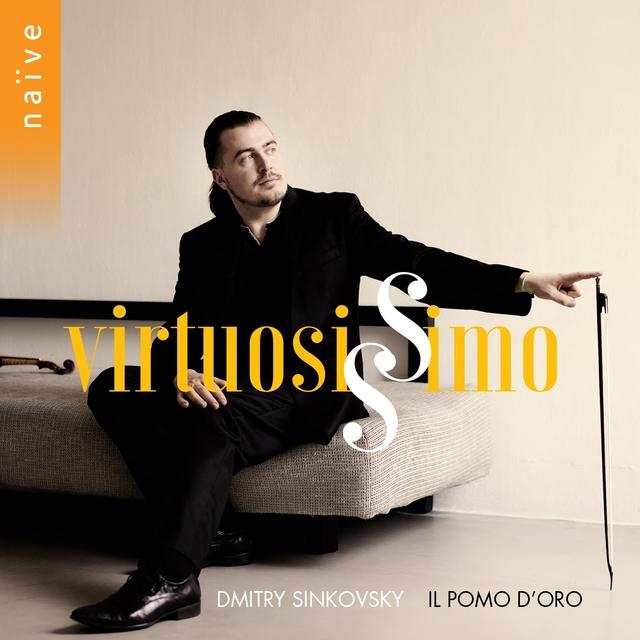 L'arte del violino, Op. 3, Concerto No. 1 in D Major: III. Allegro - Capriccio