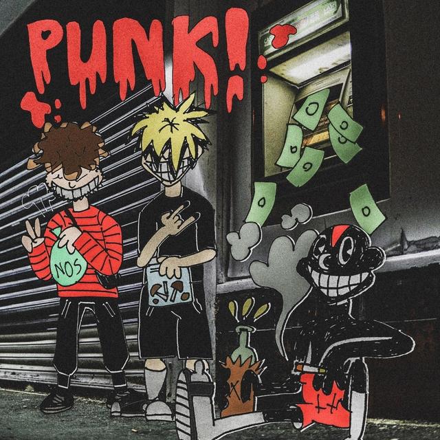Couverture de PUNK!