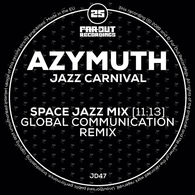Couverture de Jazz Carnival