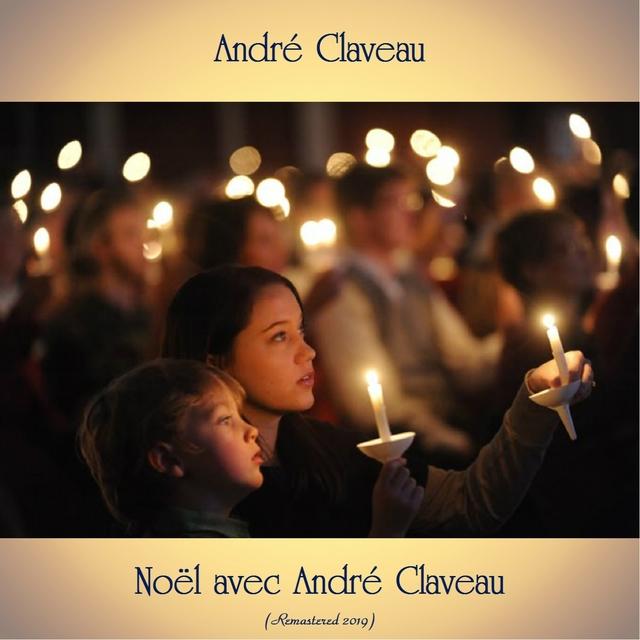 Couverture de Noël avec André Claveau