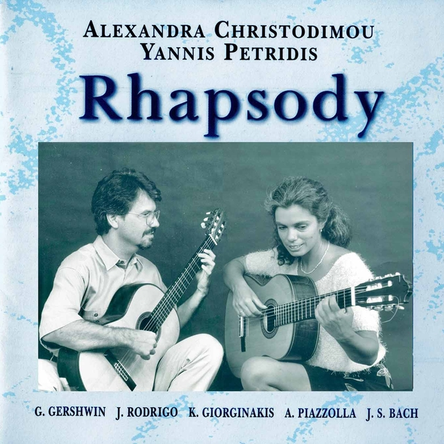 Rhapsody for two guitars