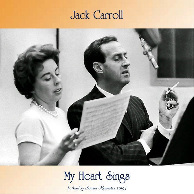 Couverture de My Heart Sings