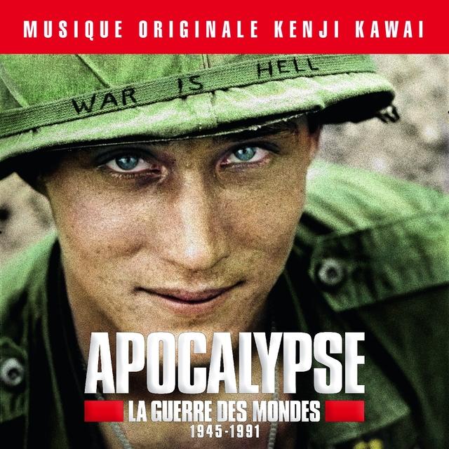 Couverture de Apocalypse la guerre des mondes 1945-1991