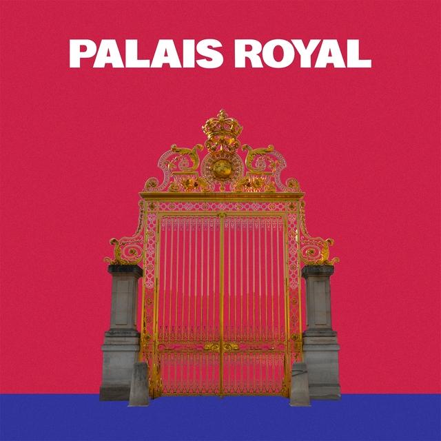Couverture de Palais royal