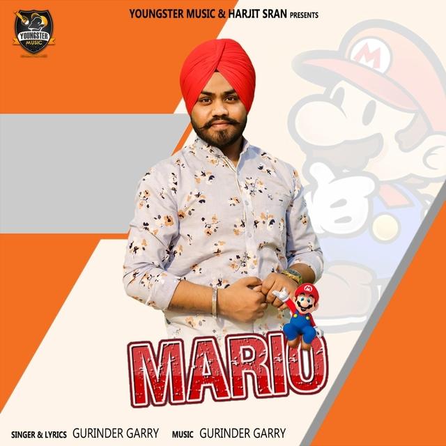 Couverture de Mario