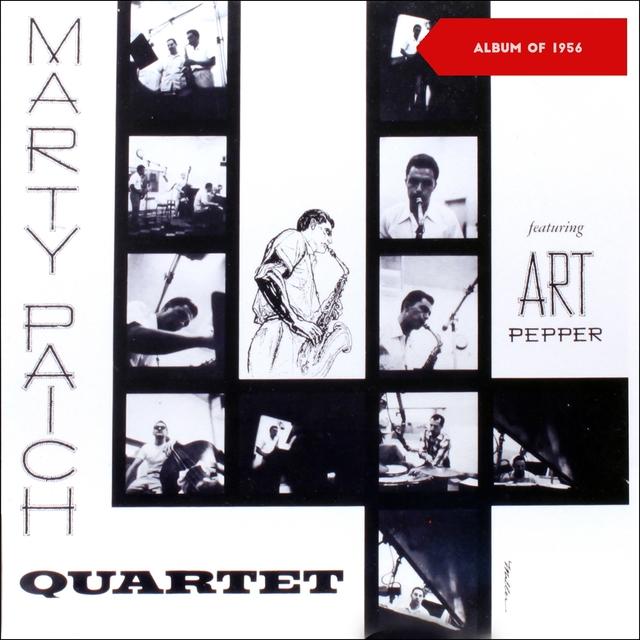Couverture de Marty Paich Quartet