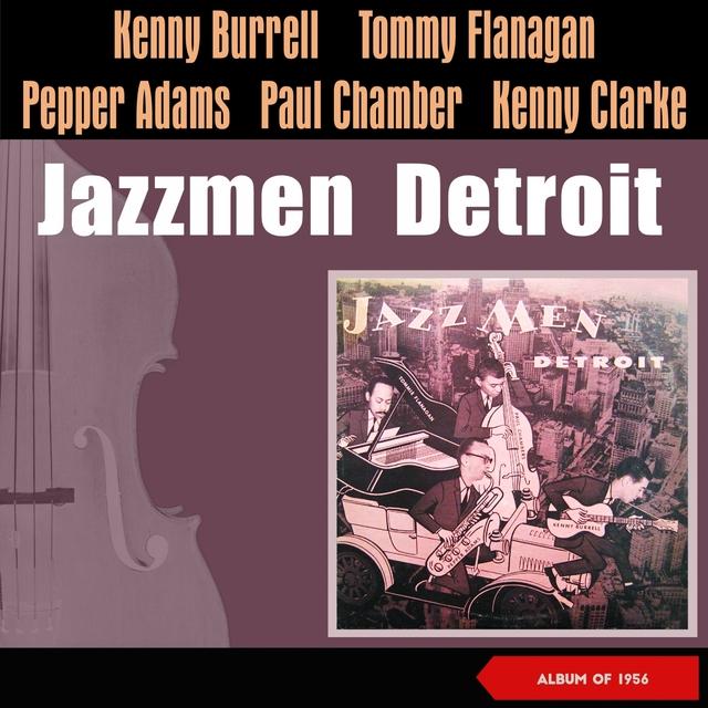 Couverture de Jazzmen: Detroit