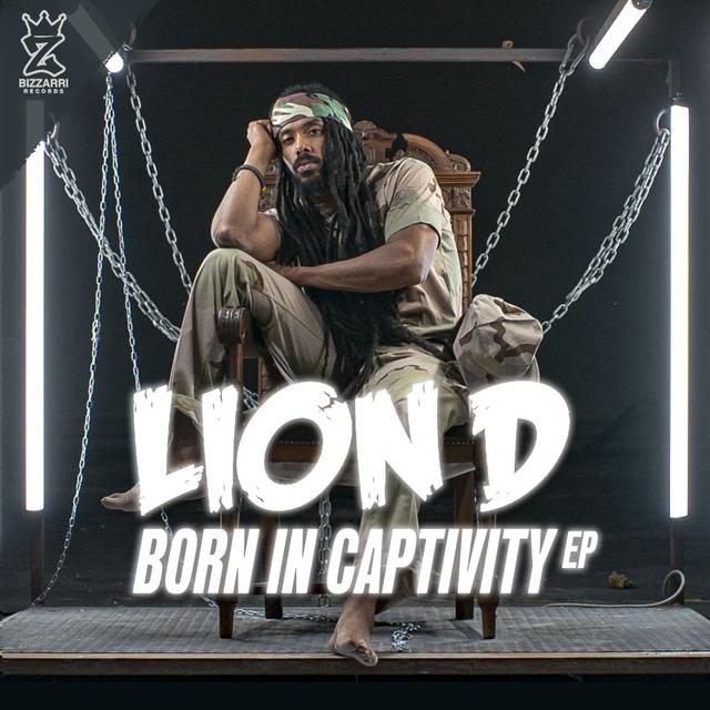 Couverture de Born In Captivity
