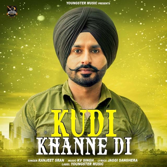 Couverture de Kudi Khanne Di