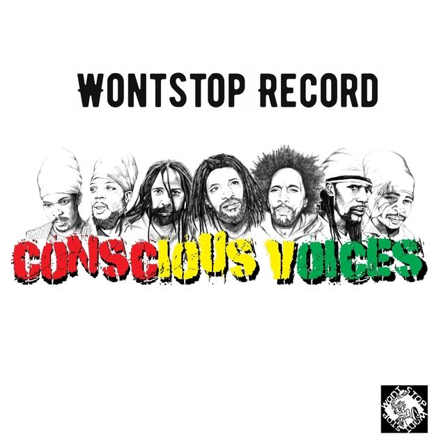 Couverture de Conscious Voices