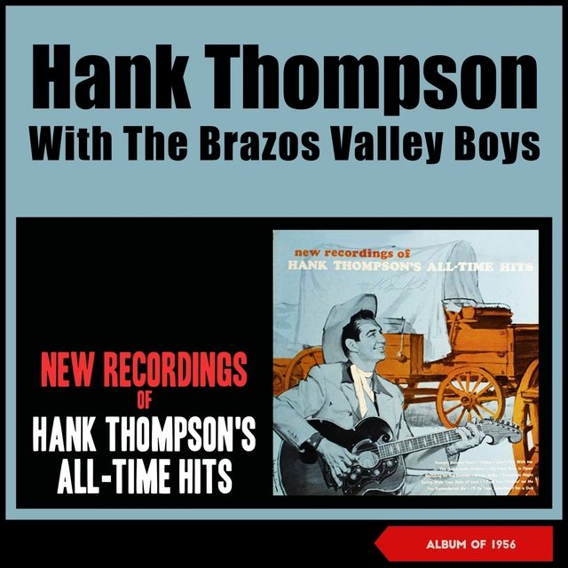 Couverture de New Recordings of Hank Thompson's All-Time Hits