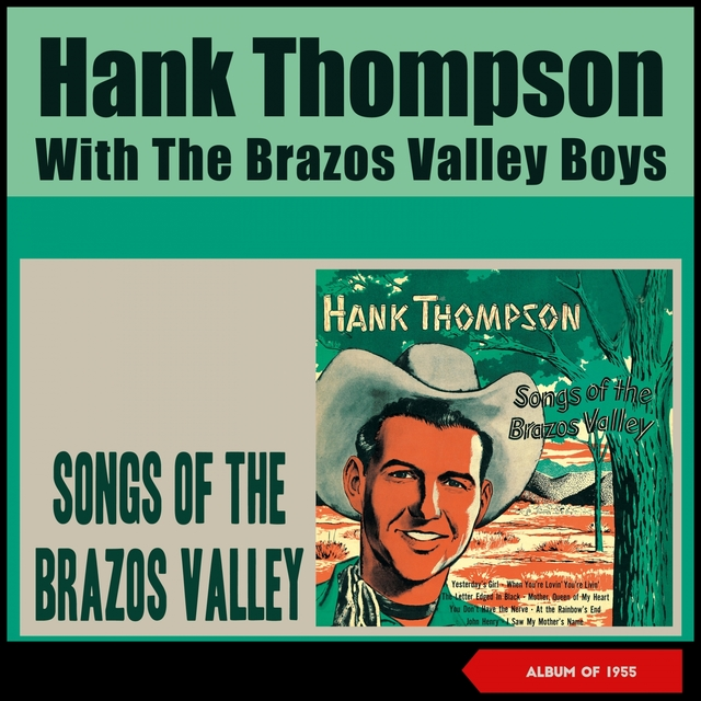 Couverture de Songs of the Brazos Valley