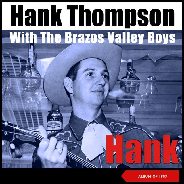 Couverture de Hank