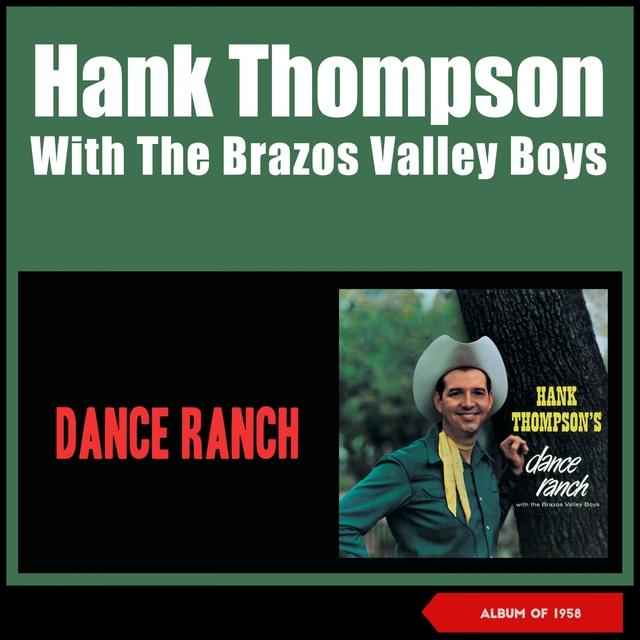 Couverture de Dance Ranch