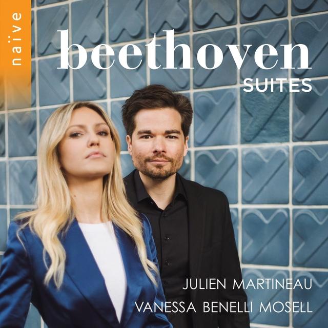 Couverture de Beethoven Suites