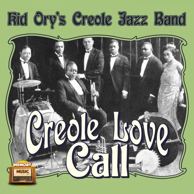 Couverture de Creole Love Call
