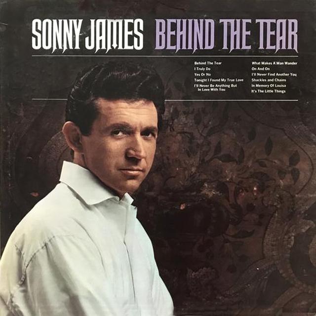 Couverture de Behind The Tear