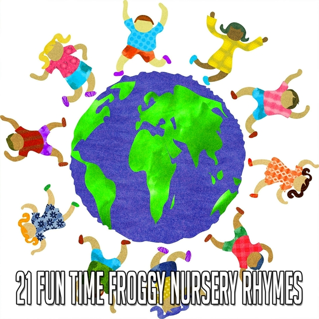 21 Fun Time Froggy Nursery Rhymes